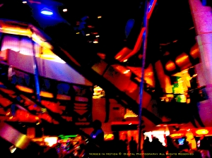 Trocadero Lights